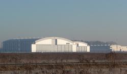 Hangary dla Statków Powietrznych w Porcie Lotniczym Rzeszów-Jasionka