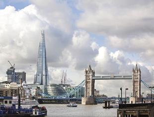 Jak powstawał wieżowiec Shard w Londynie?
