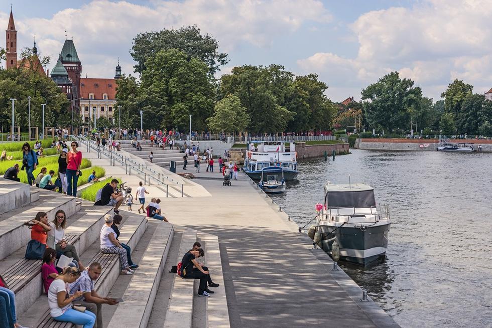 Bulwary nad Odrą we Wrocławiu