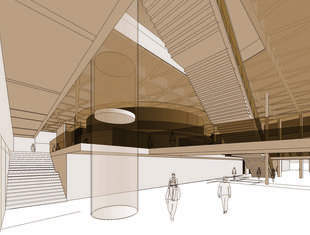Rusza rozbudowa Teatru Polskiego w Szczecinie według projektu Atelier Loegler